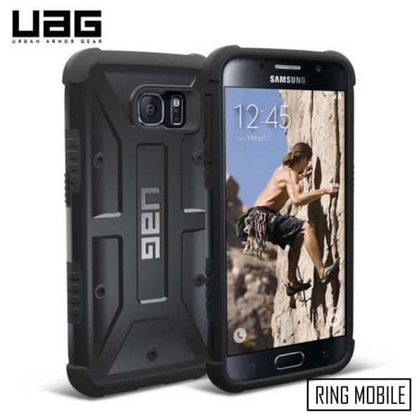 online retailer eaa9d a3fbc Samsung Galaxy S6 UAG Protective Slim Case / Black - Original