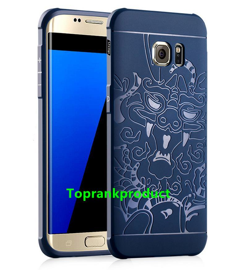 brand new 1f1ad 5424d Samsung Galaxy S7 / Edge ShakeProof Armor Case Cover Casing +Free Gift
