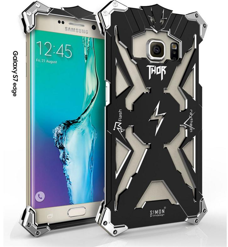 timeless design a9a1c 39669 Samsung Galaxy S7 / S7 Edge Metal Case Cover Casing By Thor