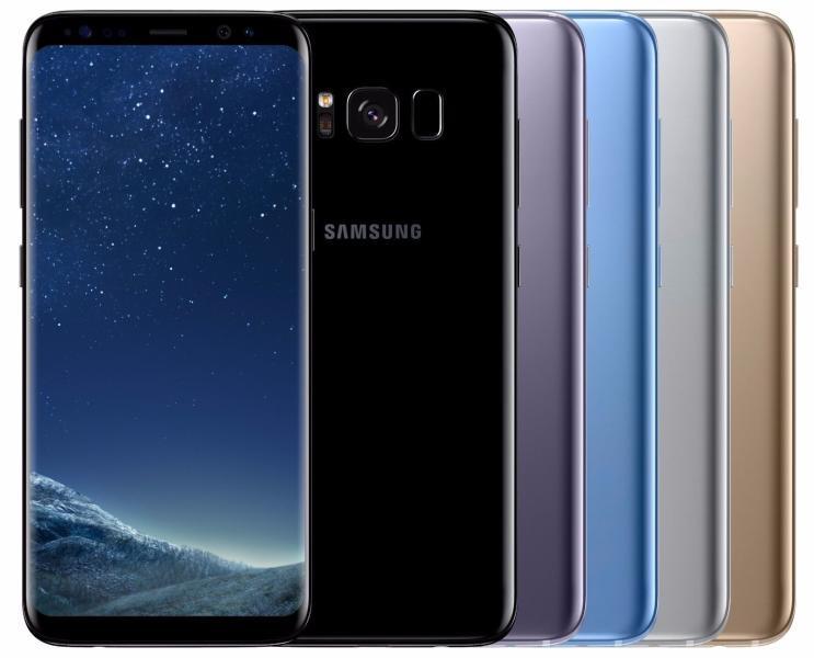 Samsung Galaxy S8 (ORIGINAL SET) SUPER DEAL ONLY @DirectD!