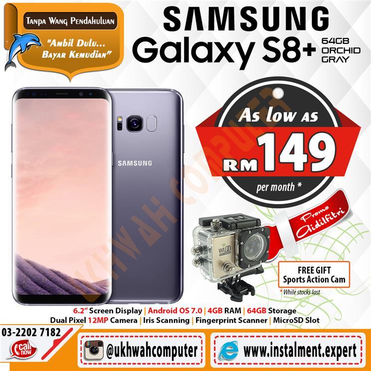 Samsung Galaxy S8 Plus 64gb Orchid End 7 23 2017 11 15 Am