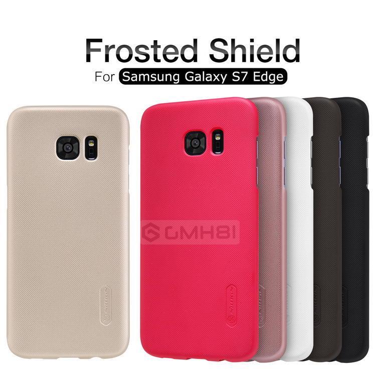new style 18785 a7ec6 Samsung Galaxy S8 S7 S6 Edge Plus S4 mini Nillkin Hard Cover Case
