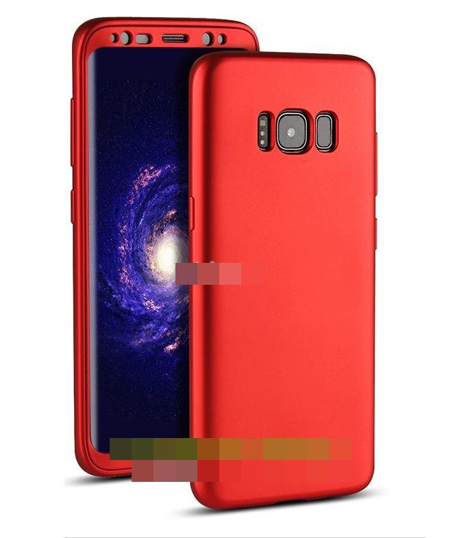 Samsung Galaxy S8 S8+ Plus 360 Protection Full Armor Cover Case Casing