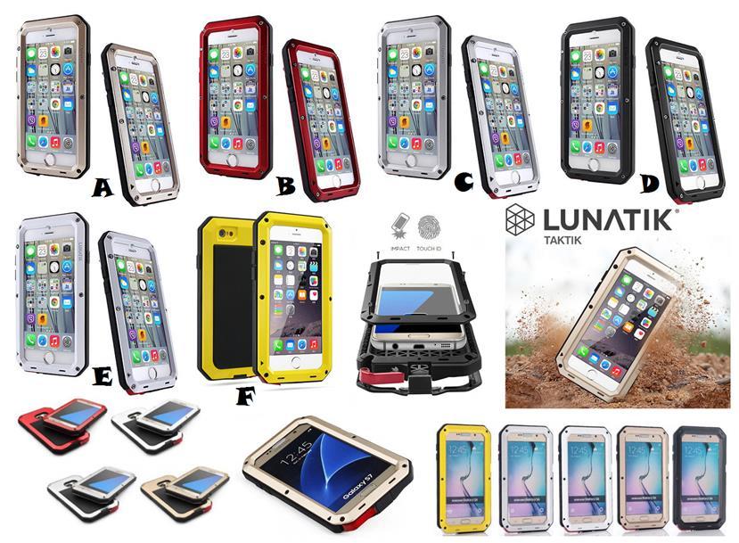 the best attitude 5d360 d5219 Samsung Galaxy S8 S8 Plus LUNATIK Extreme Protection Waterproof Case
