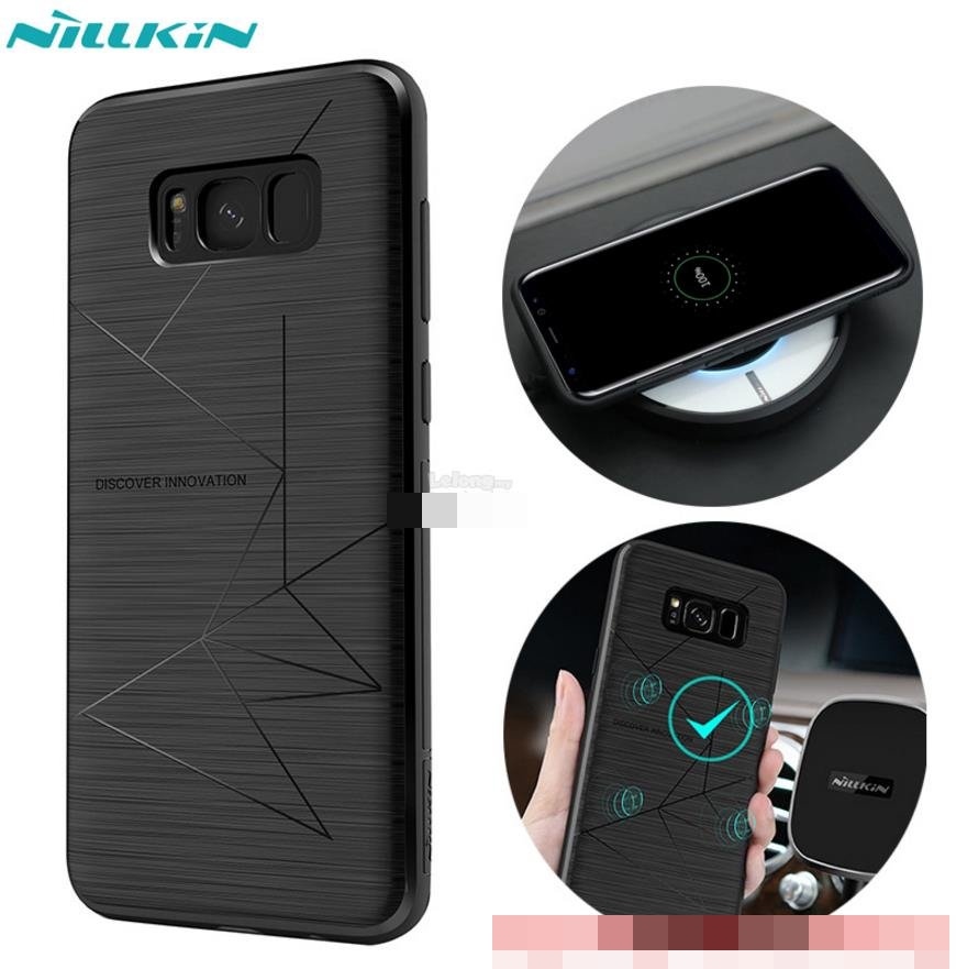 Samsung Galaxy S8 S8+ Plus Magic Protective Back Case Cover Casing