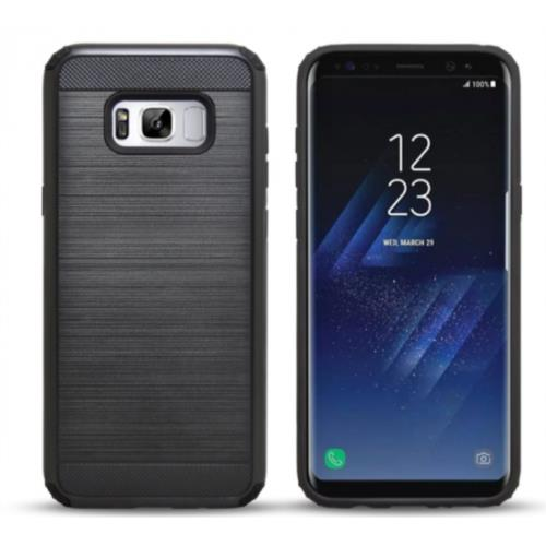 on sale cb228 ee405 Samsung Galaxy S8 S8 Plus Solid Case Bumper With Lines