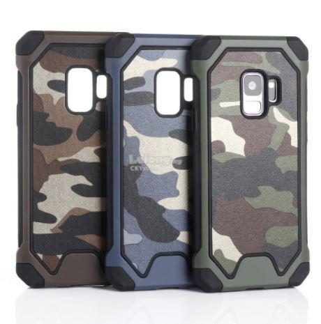 Samsung Galaxy S9 / S9 Plus ARMY Tough Case Cover