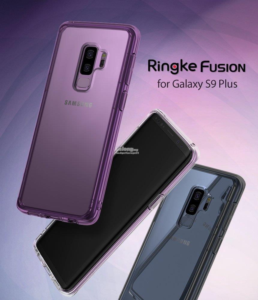 low priced 899db a2857 Samsung Galaxy S9 / S9 Plus - Ringke Fusion Case S9 S9+
