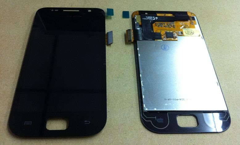 Samsung Galaxy SL i9003 LCD Display Glass Digitizer Touch Screen