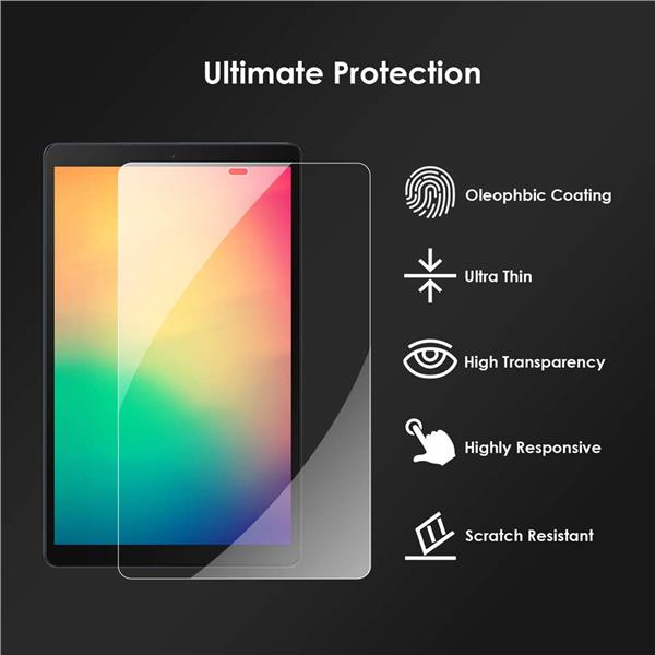 SAMSUNG GALAXY TAB A 10.1 2019 SM-T510 / T515 TEMPERED GLASS