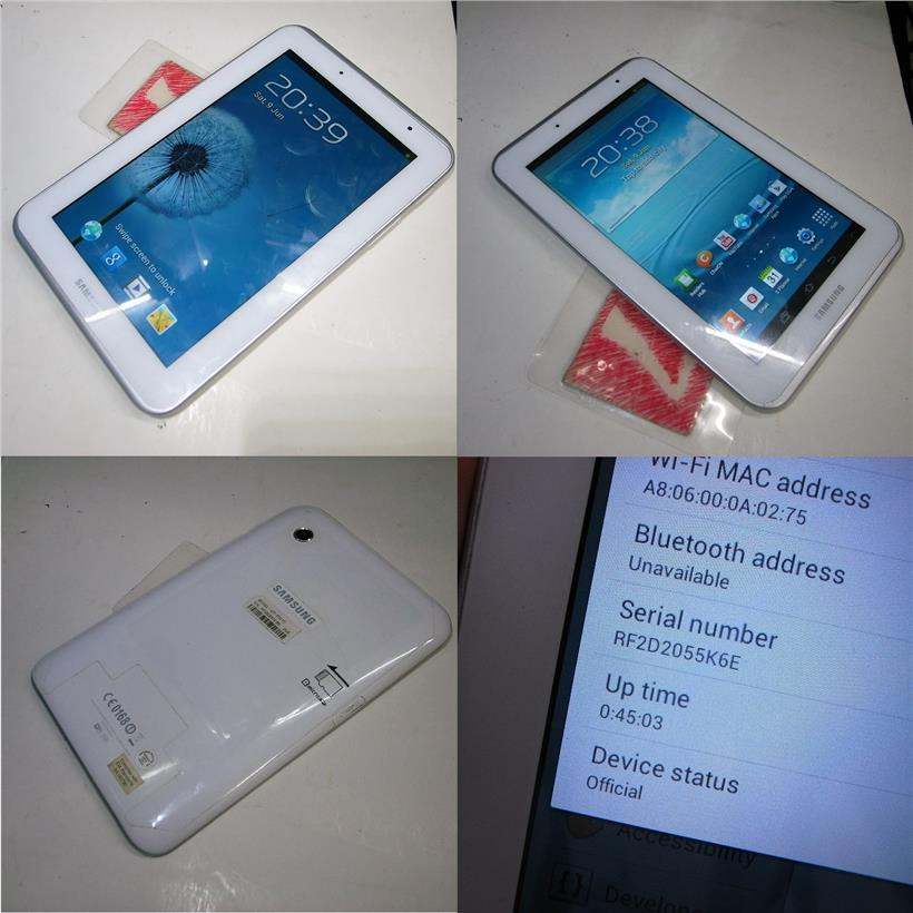 Samsung Galaxy Tab 2 7.0 WiFi P3110 8GB Android Table Rm330