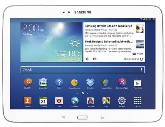 Samsung Galaxy Tab 3 101 Inch Wi Fi 4G