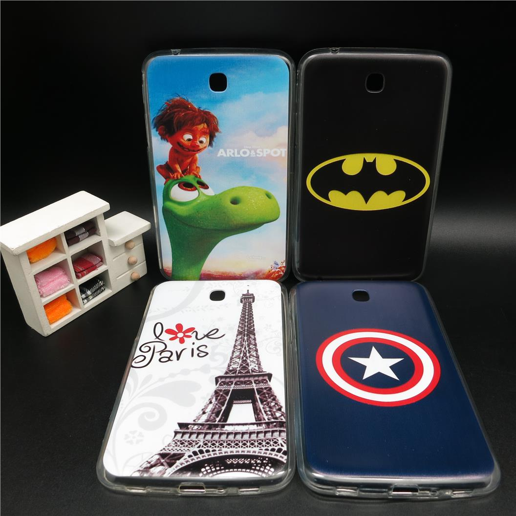 Samsung Galaxy Tab 3 7.0 P3200 Soft TPU Hot Cartoon Case