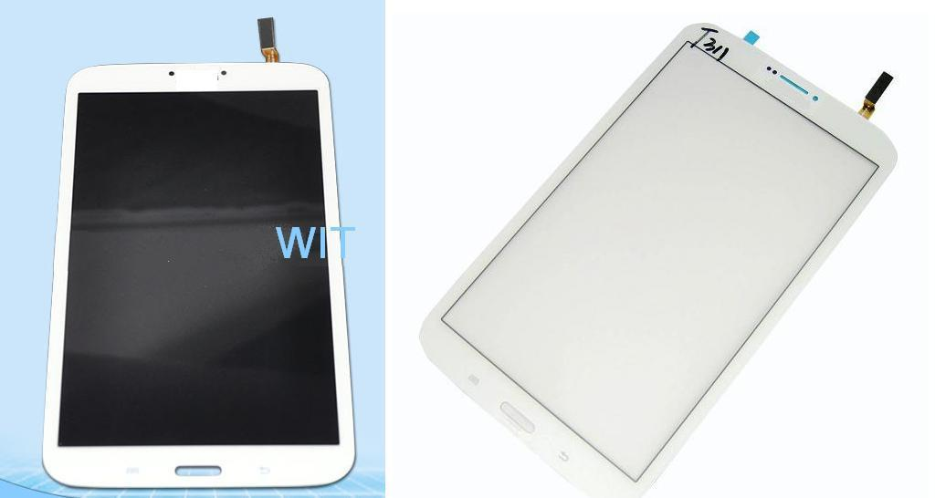 Samsung Galaxy Tab 3 8 T311 T315 Display Lcd / Digitizer Touch Screen