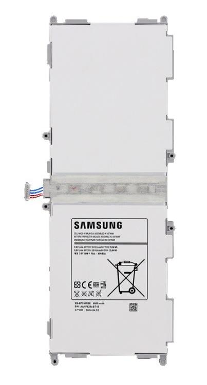 SAMSUNG GALAXY TAB 4 10.1 T530 T531 T533 ORIGINAL 6800MAH BATTERY