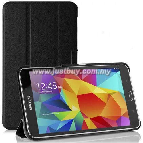 newest collection f9484 4e226 Samsung Galaxy Tab 4 7.0 Ultra Slim Case - Black