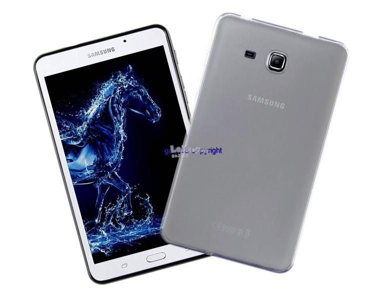 Samsung Galaxy Tab A 7.0 2016 T280 T285 Soft Back Case Cover Casing