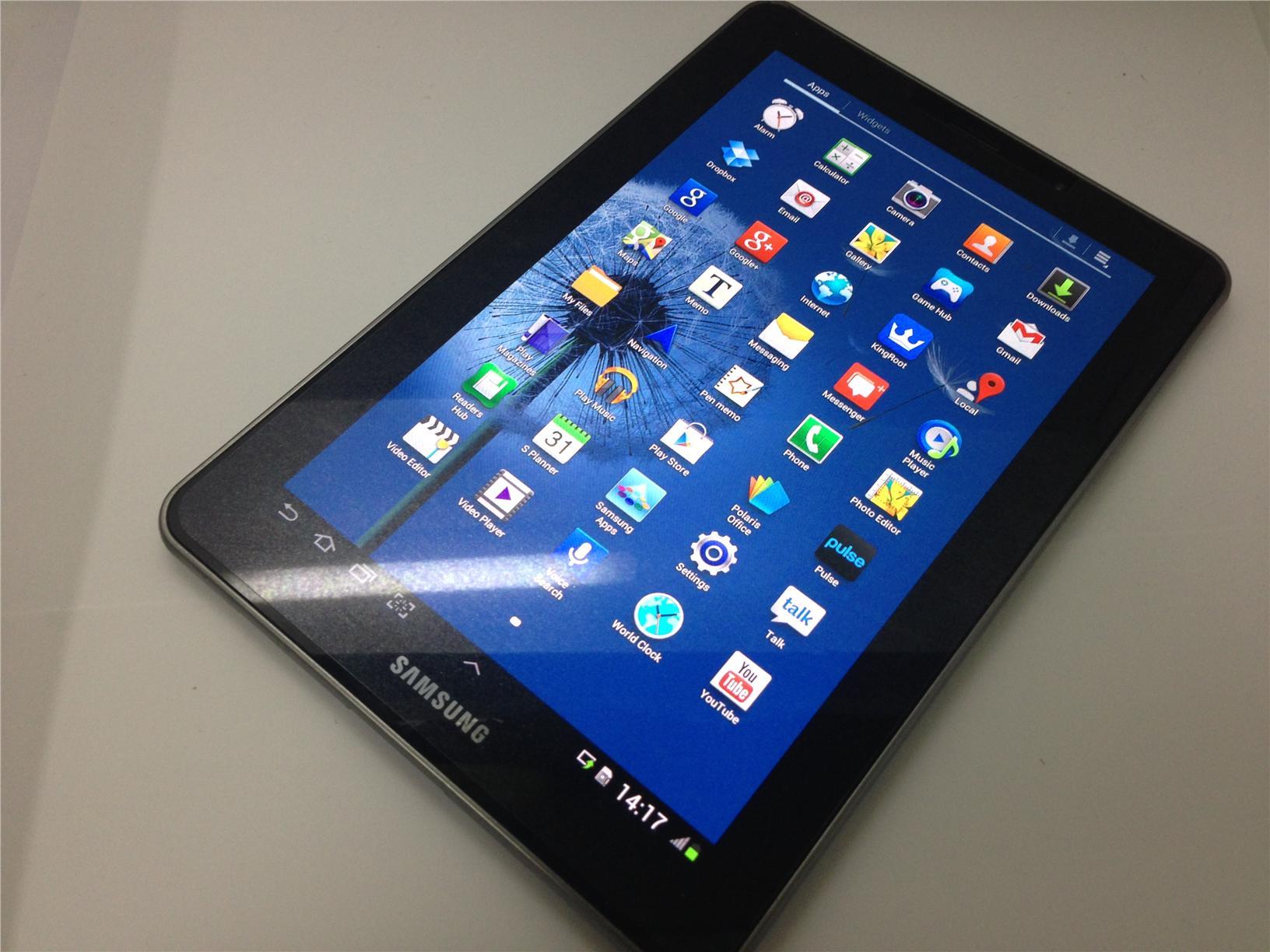 Samsung Galaxy Tab 7.7 GT-P6800 GSM+Wifi+16Gb Storage FREE SHIPPING. ‹ ›