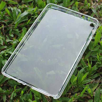 Samsung Galaxy Tab A 8.0 2019 Transparent Back Case Casing Cover