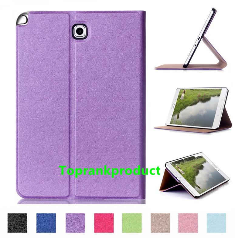 pretty nice e9e7d a3abe Samsung Galaxy Tab A 8.0 With S Pen P355 Flip Stand Case Cover Casing