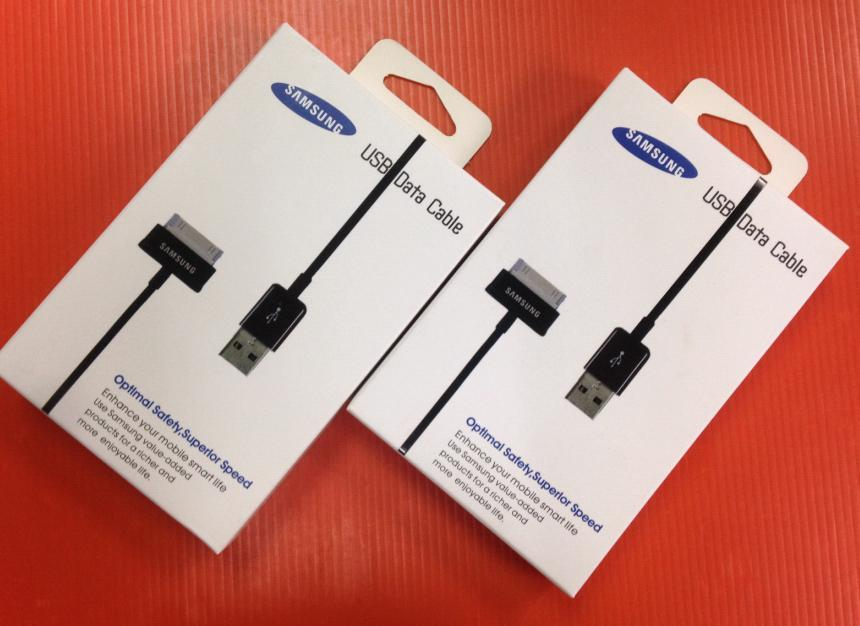 SAMSUNG GALAXY TAB DATA CABLE BETTER QUALITY RM20 WARRANTY