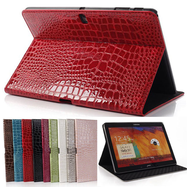 Samsung Galaxy Tab Pro 10.1 T520 leather T521 T525 Case Casing Cover