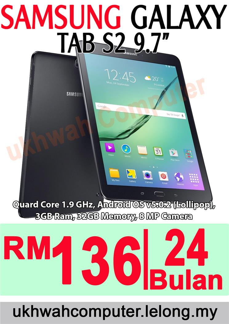 Samsung Galaxy Tab S2 97 Harga Ans End 2 17 2017 815 AM