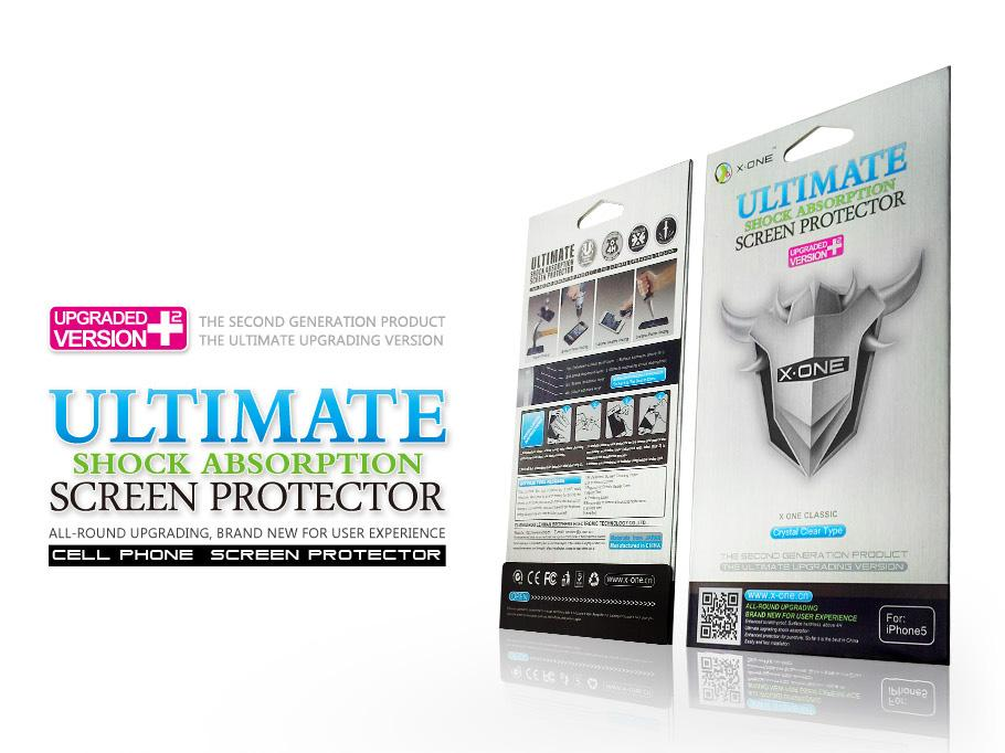 Samsung Galaxy Win Quattro i8552 i8550 X One Ultimate Screen Protector