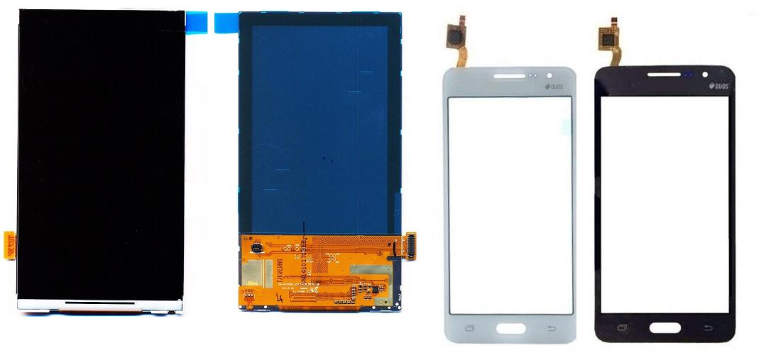 Samsung Grand J2 Prime G530 G531 G532 Lcd Digitizer Touch Screen