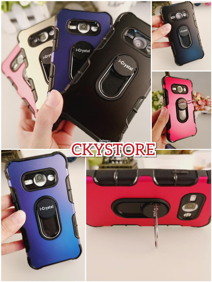 SAMSUNG J1 Ace Mini Prime J2 J310 / J2 Prime I-Crystal Standable Case