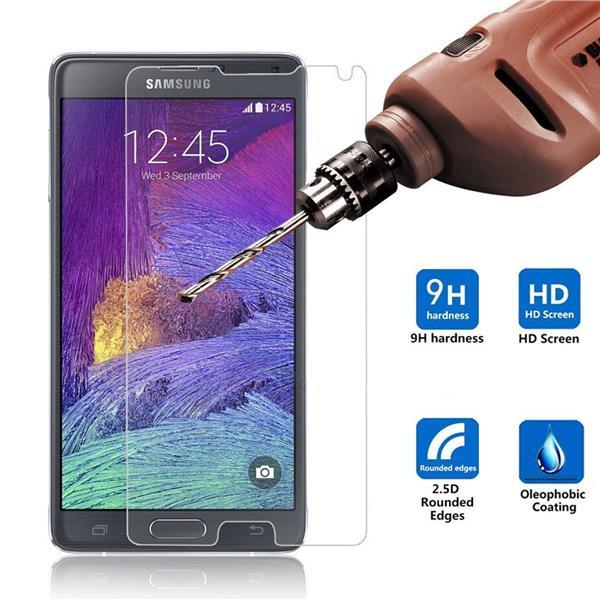 Samsung J1 J5 J7 A3 A5 A7 A8 E5 E7 2.5D 9H Tempered Glass