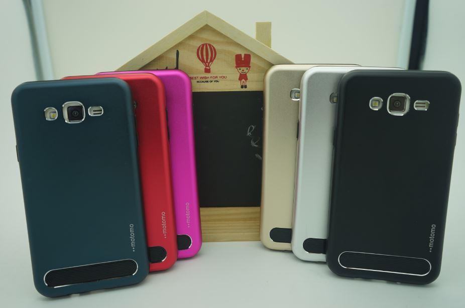 the best attitude bd034 58e52 Samsung J1 J5 J7 A5 A7 New Motomo TPU Metal Fashion Case Cover