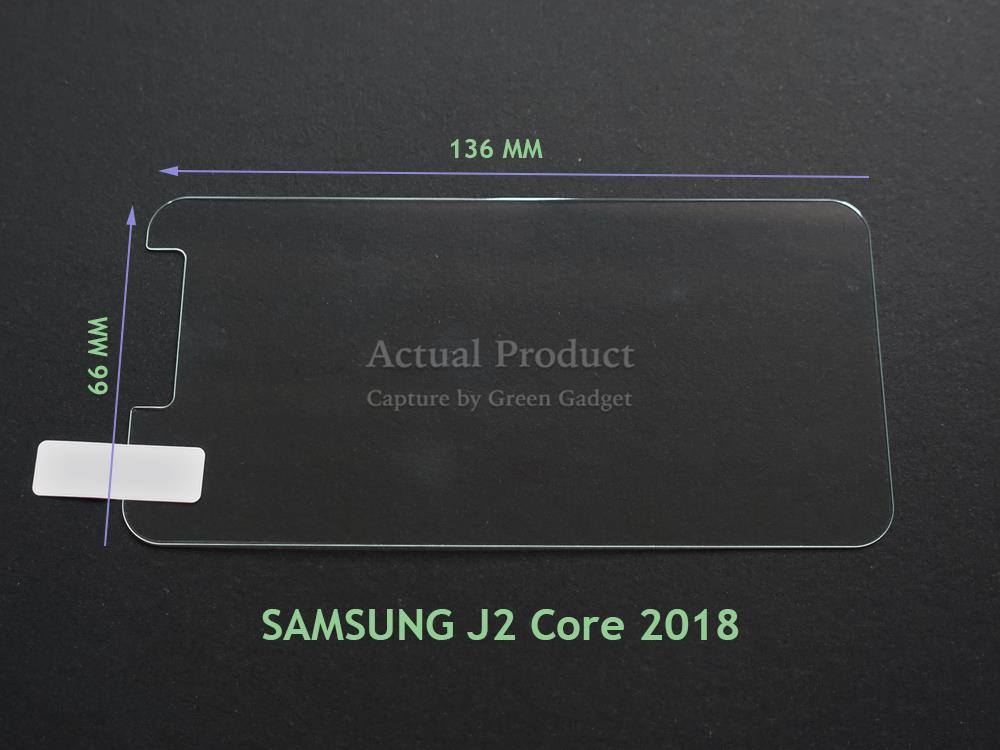 SAMSUNG J2 Core 2018 Screen Protector Tempered Glass
