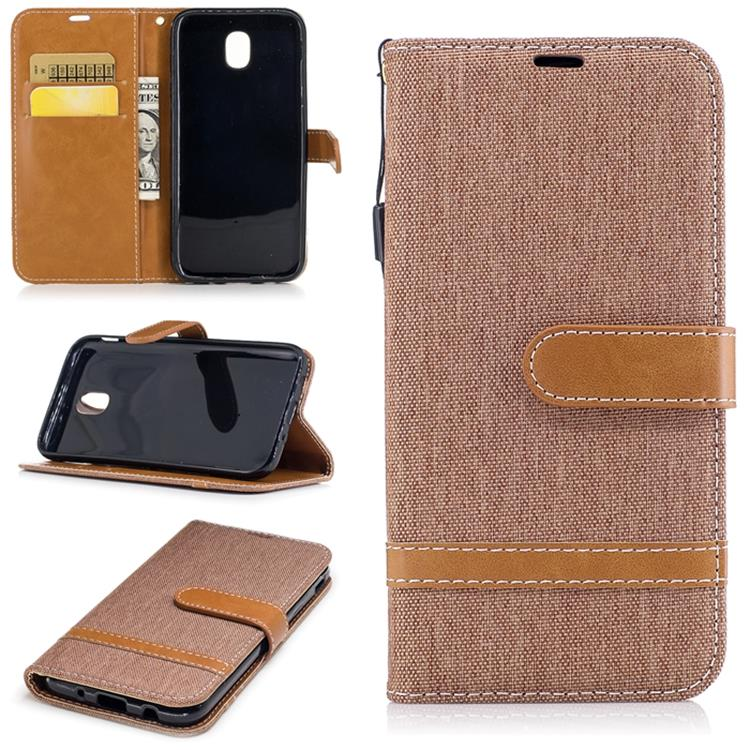 on sale 4190e 1e5db Samsung J3 J5 J7 Pro 2017 Korea Flip Case Casing Cover
