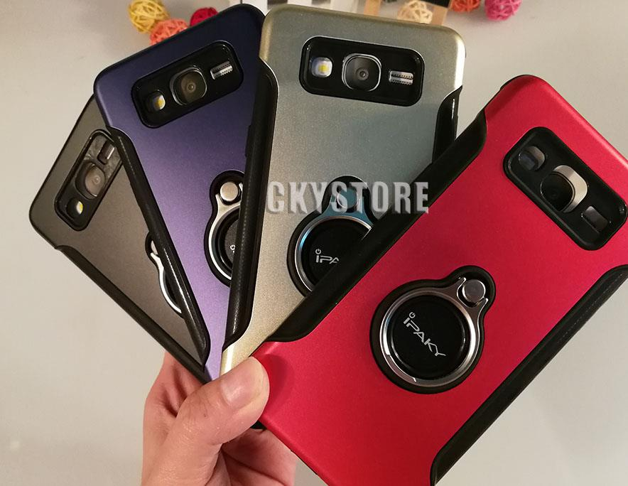 online store 9e709 e7576 Samsung J5 J7 PLUS/ A9 PRO Motomo Standable with IRING Holder CASE