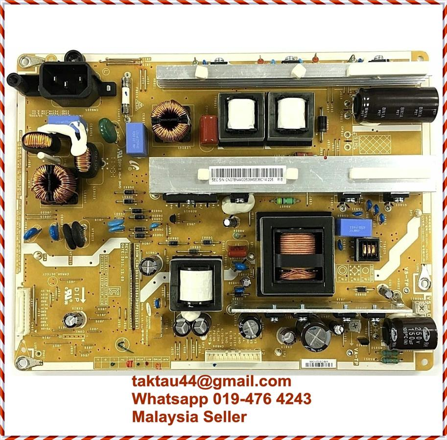 Samsung LED TV Substite Power Board BN44-00508A PSPF251501A P43HW-CSM