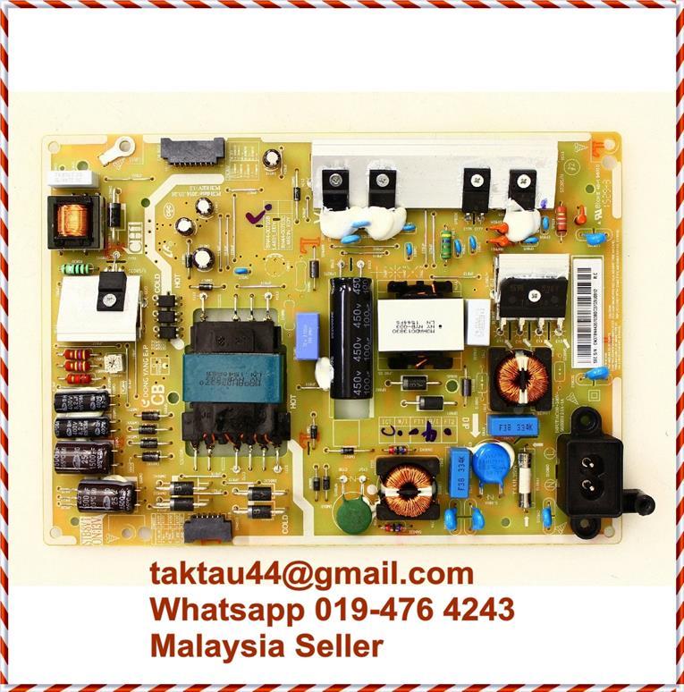 Samsung LED TV UA48H6340AR Power Board BN44-00703B L48S1_EDY