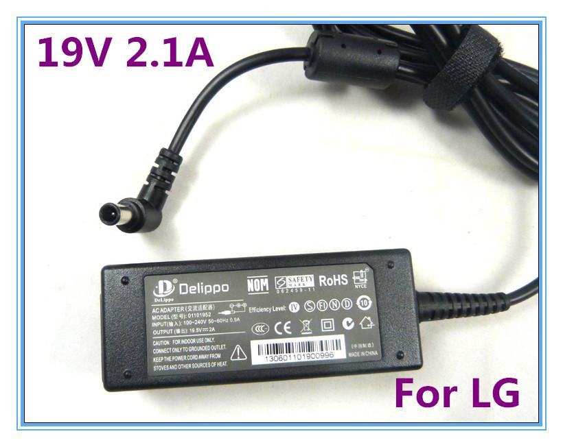 Samsung LG LCD LED Monitor 19V 2.1A Power Adapter Charger