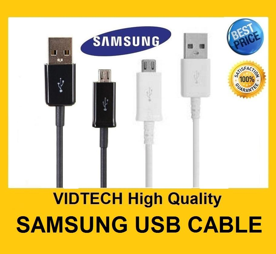 Samsung Mirco USB Cable for S2 S3 S4 Note 1 Note 2 HTC SONY