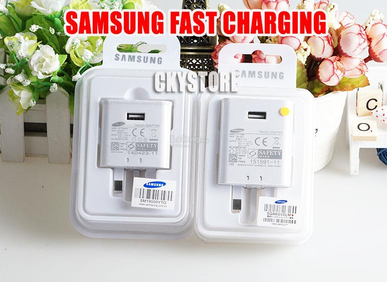 SAMSUNG Mobile Phone / TAB Fast Charging Wall Travel Adapter