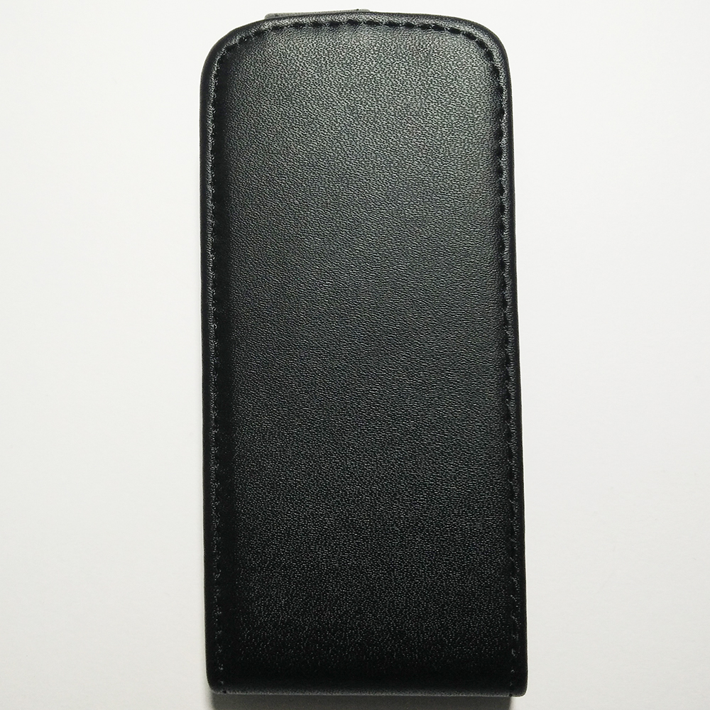 SAMSUNG N300 - BLACK COLOUR - PHONE FLIP COVER CASE