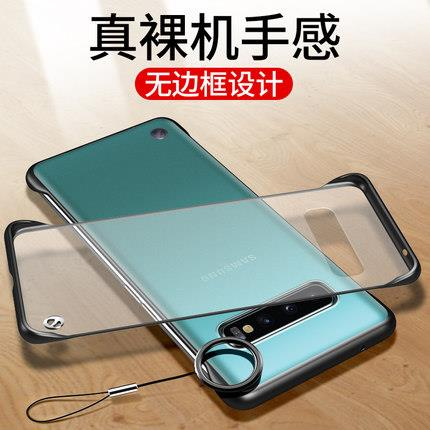 Samsung Note 10/Note 10 Plus transparent case cover