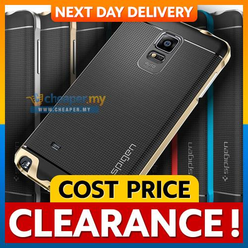 new product 1f53b 35a3f Samsung Note 3 4 5 S5 S6 S7 Edge Spigen Neo Hybrid Cover Case Casing