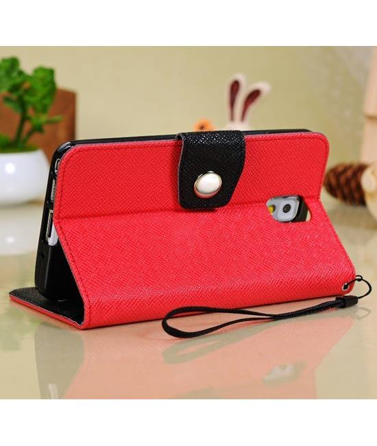 Samsung Note 3 PU Leather Case 15310