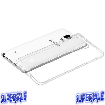 Samsung note 4 soft silicone transparent protective cover