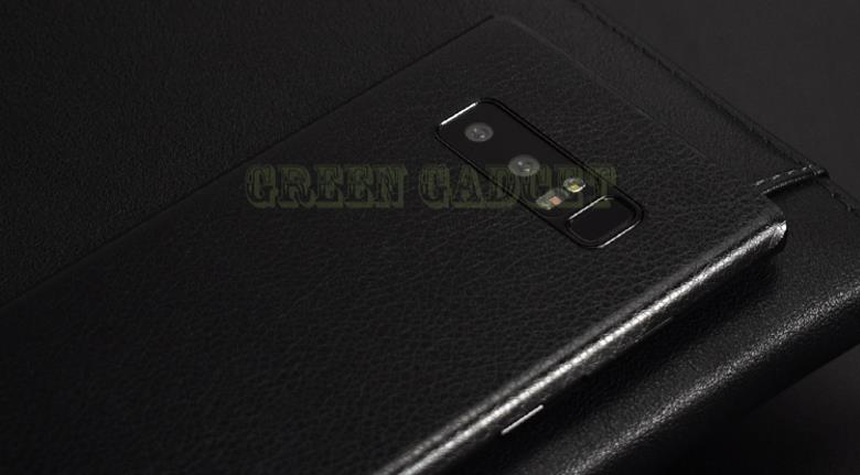 SAMSUNG Note 8 Back Cover Sticker