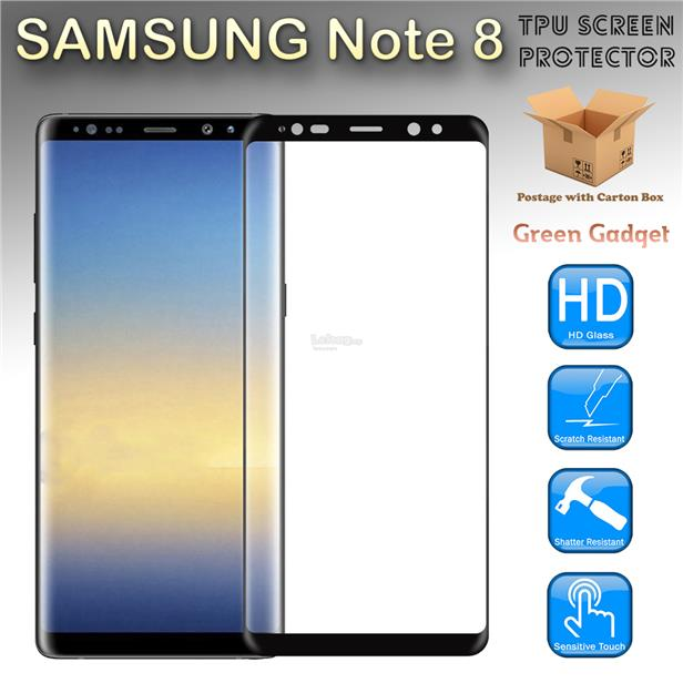 SAMSUNG Note 8 Full TPU Screen Protector