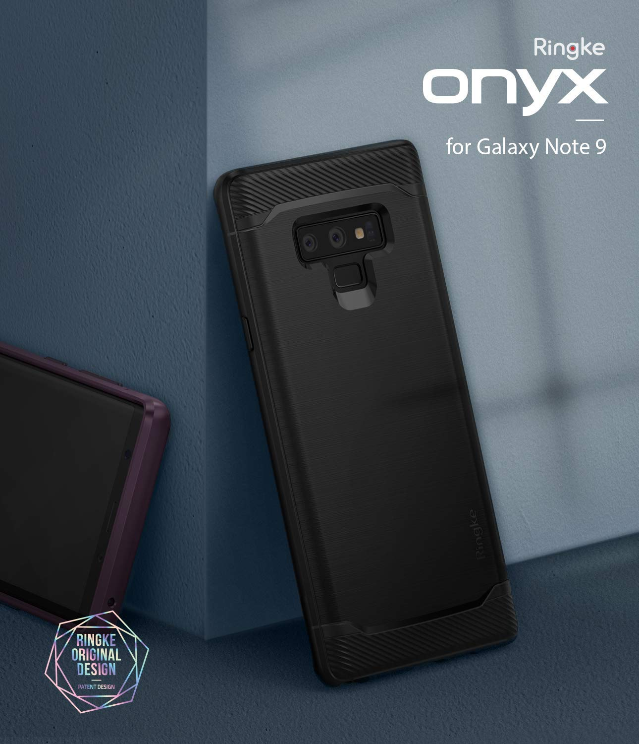 new style 907a2 de887 Samsung Note 9 Case - Ringke [Onyx] Shock Absorbent