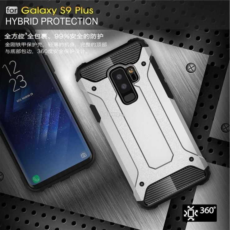 Samsung Note 9 S9 / S9 Plus Spigen CUSHION SHOCK ABSORPTION Case