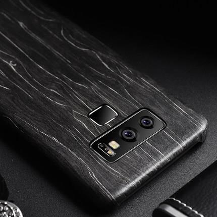 innovative design ca064 69822 Samsung Note 9/S9/S9+ wooden case cover